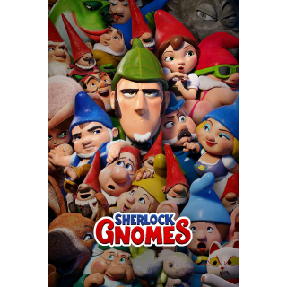 Sherlock Gnomes | HDX | VUDU