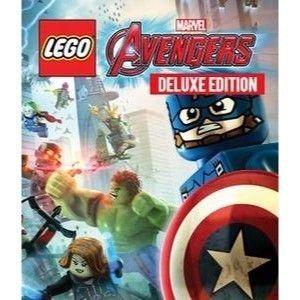LEGO Marvel's Avengers Deluxe Edition Steam Key/Code Global