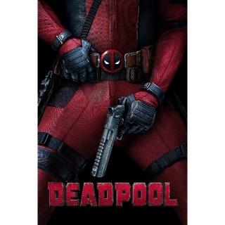 Deadpool   HDX   UV VUDU