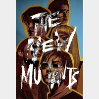 INSTANT DELIVERY The New Mutants | HD | Google Play