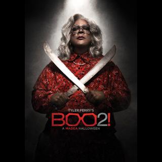 Boo 2! A Madea Halloween | HDX | VUDU