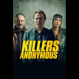 Killers Anonymous | HDX | VUDU