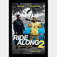 INSTANT DELIVERY Ride Along 2 | HD | iTunes