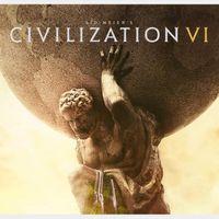 Civilization VI 6 Steam Key/Code EU