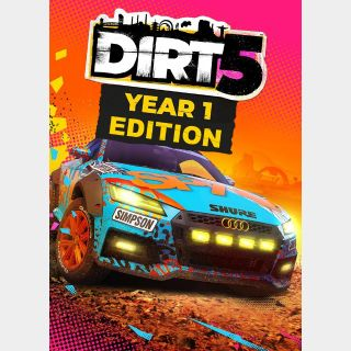 DIRT 5 Year One Edition Steam Key/Code Global