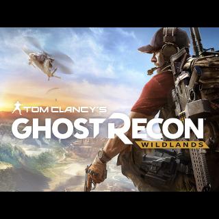 Tom Clancy's Ghost Recon: Wildlands Uplay Key/Code EMEA