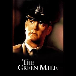 The Green Mile | HDX | VUDU
