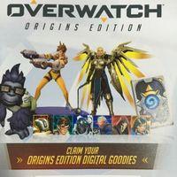 INSTANT DELIVERY Overwatch Origins Edition Digital Goodies Battlenet Key/Code Global