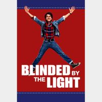 Blinded by the Light | SD | VUDU or SD iTunes via MA