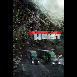 The Hurricane Heist | HDX | VUDU