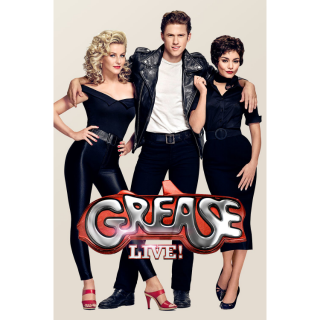 Grease Live | HDX | UV VUDU