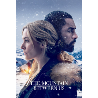 The Mountain Between Us | HDX | UV VUDU