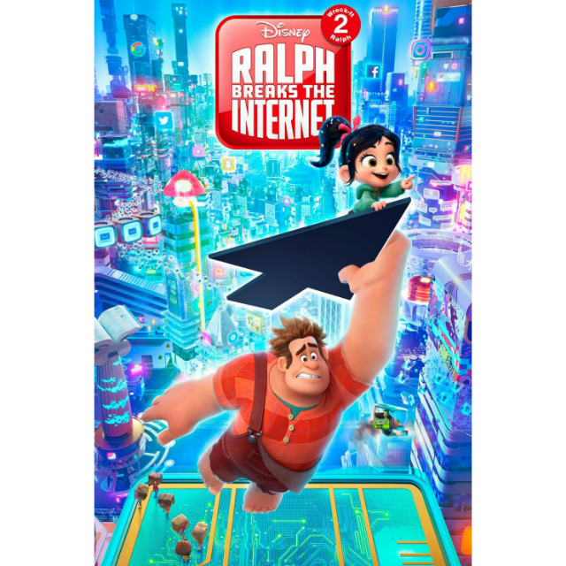 Ralph Breaks the Internet | HD | Google Play