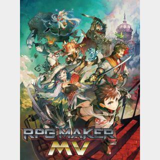 RPG Maker MV Steam Key/Code Global