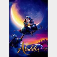Aladdin 2019 | HDX | MA