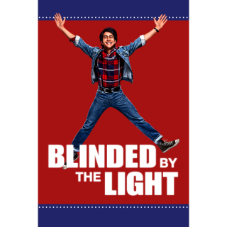 Blinded by the Light | HDX | VUDU or HD iTunes via MA