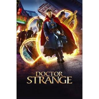 INSTANT Doctor Strange | HDX | VUDU / MA