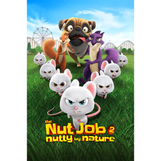 The Nut Job 2: Nutty by Nature | HDX | VUDU