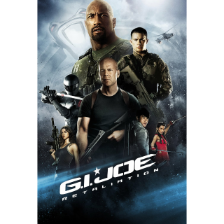 G.I. Joe: Retaliation   HDX   UV VUDU