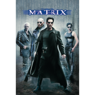 The Matrix | HDX | UV VUDU or HD iTunes via MA