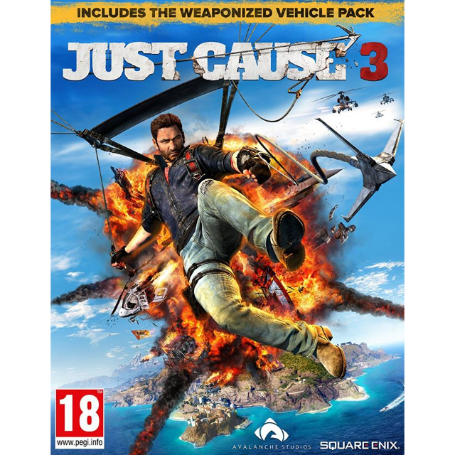 Just Cause 3 XL Edition Steam Key/Code Global