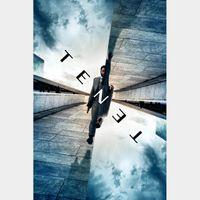 Tenet | HDX | VUDU or HD iTunes via MA