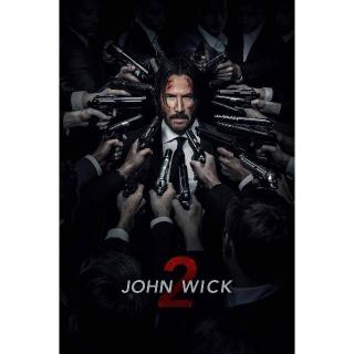 John Wick 2 | HD | iTunes