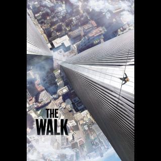 The Walk Digital Code | SD | VUDU or SD iTunes via MA