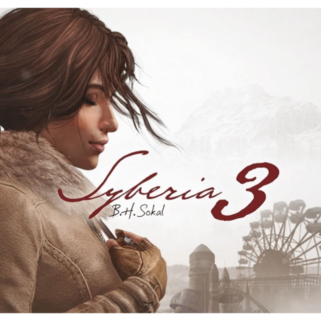 Syberia 3 Steam Key/Code Global