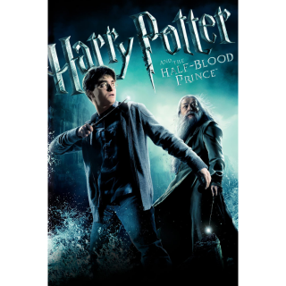 Harry Potter and the Half Blood Prince | HDX | VUDU