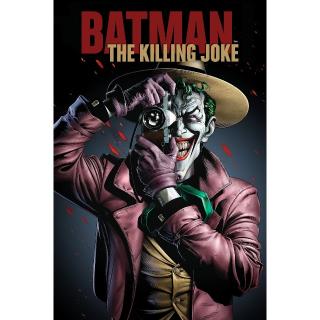 Batman: The Killing Joke | HDX | UV VUDU