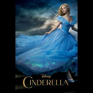 Cinderella | HDX | MA VUDU
