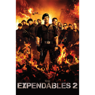 The Expendables 2 | SD | VUDU