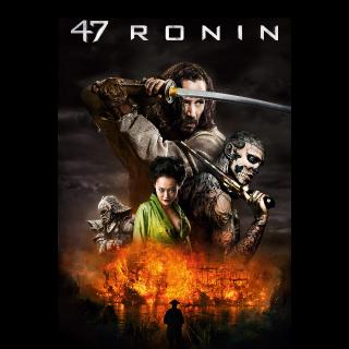 47 Ronin | HDX | VUDU