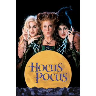 Hocus Pocus   HDX   VUDU MA