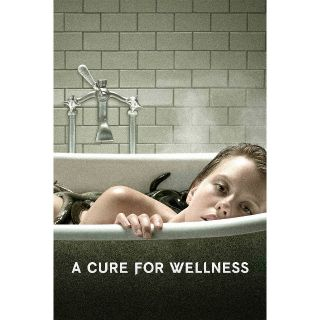 A Cure for Wellness | HDX | VUDU OR HD iTunes via MA