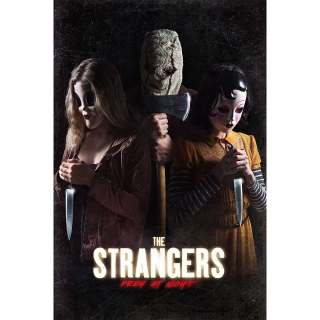 The Strangers: Prey at Night | HDX | UV VUDU