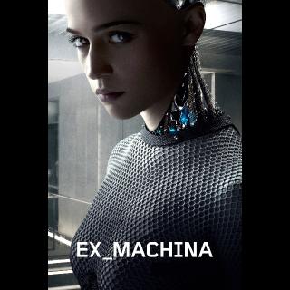 Ex Machina | HDX | UV VUDU