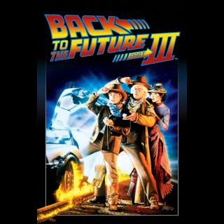 Back to the Future Part III | HDX | UV VUDU