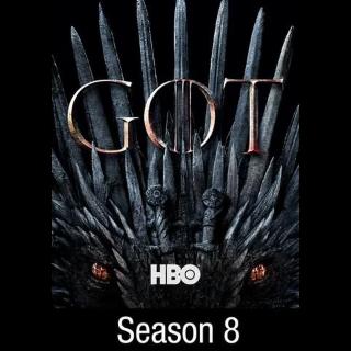 Game of Thrones Season 8 | HDX | VUDU