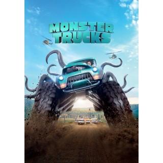 Monster Trucks | HDX | UV VUDU