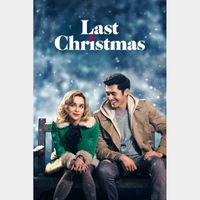 Last Christmas Digital Code | HDX | VUDU or HD iTunes via MA