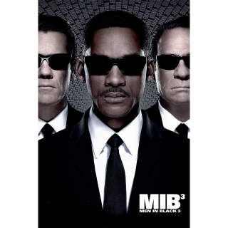 Men in Black 3 | HDX | VUDU or HD iTunes via MA
