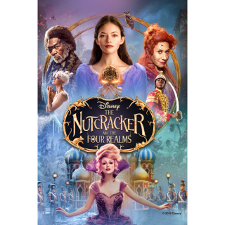 VUDU CODE The Nutcracker and the Four Realms | HDX | MA or VUDU