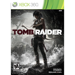 Tomb Raider Xbox 360 Key/Code Global