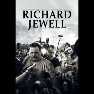 Richard Jewell Digital Code   SD   VUDU or SD iTunes via MA