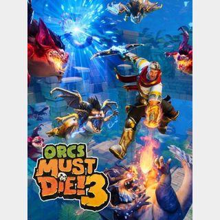 Orcs Must Die! 3 Steam Key/Code Global