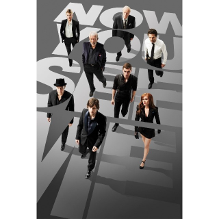 INSTANT Now You See Me | SD |  VUDU