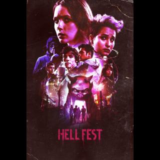 Hell Fest | HDX | VUDU