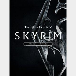 The Elder Scrolls V: Skyrim Special Edition Xbox One Key/Code